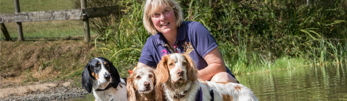 Tracy Crook | Chartered Vet Physiotherapist High Wycombe Bucks