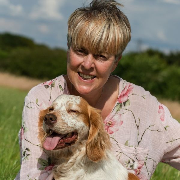 Tracy Crook of Chiltern VetPhysio